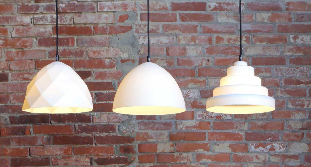 Alle Tovvel lampen op een rij
